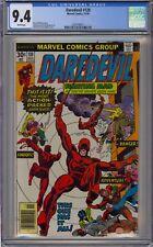 Daredevil #139 CGC 9.4 NM Wp Marvel Comics 1976 Gil Kane Cover Netflix Defenders