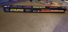 Star Wars Master Replica Darth Vader Lightsaber Sw-207 (New)