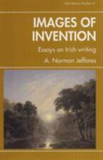Images of Invention: Essays on Irish Writing (Irish Literary Studies)-ExLibrary