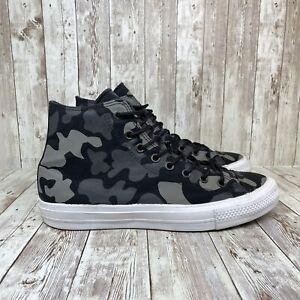 Chuck Taylor II Converse Camouflage Unisex Hi Top Sneaker 151157C SZ M9.5/W11.5