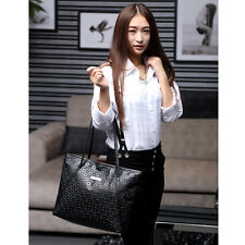 Fashion Women Leather Messenger Hobo Handbag Tote Purse Satchel Shoulder Bag