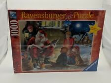 'Santa's Story Time' Christmas Puzzle by Ravensburger 1000 Piece ~ Brand New!