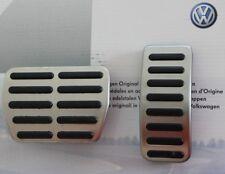 VW Amarok original pedal covers pads caps accelerator brake cover pad cap V6 TDI