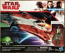 Hasbro Star Wars Chasseur A-Wing de la Résistance (E2265)