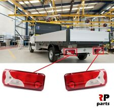 FOR VW VOLKSWAGEN CRAFTER 2006 - 2017 PICKUP NEW REAR TAIL LIGHT LAMP PAIR SET
