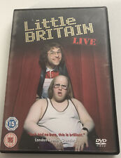 Little Britain - Live (DVD, 2006)