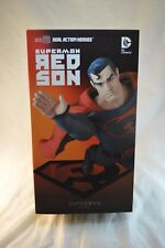 """Medicom Real Action Red Son Superman 12"""" 1/6 Scale Figure MISB RAH"""