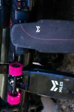 miles electric skateboard dual motor