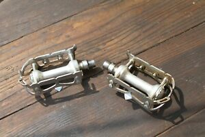 """Kyokuto KKT Pro Ace pedals 9/16"""" USED good"""