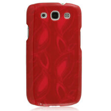 Tech21 Snap Cover for Galaxy S3 Red Patterned Shell Case w/ D30 Impactology