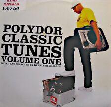 ++DJ WALTER WALLACE polydor classic tunes vol1 2LP'S 2003 POLYDOR VG++