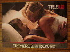 TRUE BLOOD PREMIERE EDITION: PROMO CARD P5 - SAN DIEGO COMIC CON