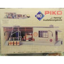 ** Piko 61106 J Hennig Filling Station Kit 1:87 H0 1:87 Scale