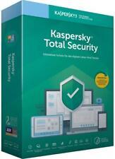 Kaspersky Total Security 2020 - 5 Geräte 12 Monate ESD