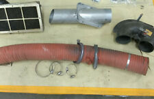 COLUMBIA AIRCRAFT INDUCTION SYSTEM AS REMOVED