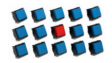 Set Of 15 Pushbuttons tact switches for EMU SP-12 Sampler Drum Sp1200