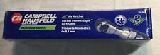 """New Sealed in Box Campbell Hausfeld PL1501 Air Ratchet 3/8"""""""