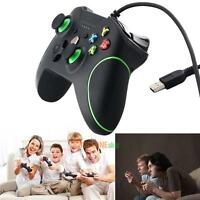 For DOBE XBOX ONE & PC USB Wired Controller Game pad with Dual Vibration