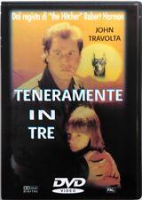 Dvd Teneramente In Tre con John Travolta 1990 Usato