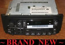 NEW 1999-2001 OEM DODGE CHRYSLER 300M TOWN&COUNTRY T&C Jeep CASSETTE RADIO 300