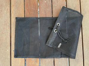 Dive Swimming Wet Gear Water Sport Scuba Snorkel Goggles Mesh Storage Carry Bag