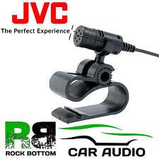JVC KD-R KW-R KD-X KD-DB KW-AVX Car Stereo Radio 3.5mm Bluetooth Mic Microphone