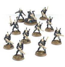 Guardian Squad x 10 Eldar/Aeldari with heavy weapon platform Warhammer 40,000 GW