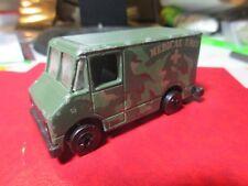 1976 Hot Wheels Military Medical Unit Ambulance