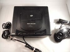 ULTRA RARE Sega Saturn Development Console System W/ CD SWITCH (#S062)