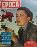 EPOCA N.212  1954 SILVANA MANGANO