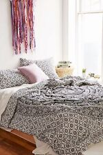 Bohemian Queen Size Indian Hippie Mandala Comforter Cotton Quilt Duvet Cover Set