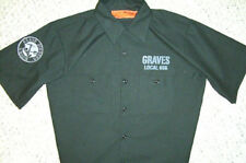 GRAVES,Workshirt,dr.chud,x-ward,michale graves,misfits,Grave Diggers Union,MD