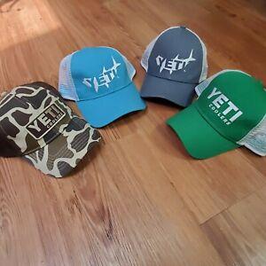 Yeti Cooler Hat Lot
