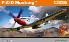 New ListingEduard 82102 P-51D Mustang 'Profi-Pack' 1/48 Scale Plastic Model Kit