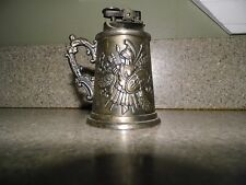 Vintage Medieval Squire desk lighter