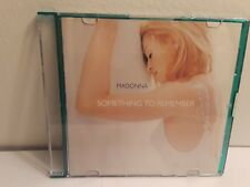 Something to Remember by Madonna (CD, Nov-1995, Warner Bros.) Disc Only