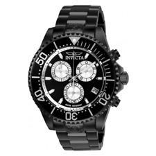 Invicta Men's Pro Diver Quartz Chronograph Stainless Steel Watch 26852