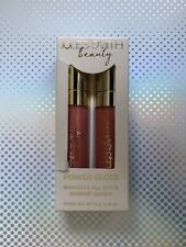 Jules Smith Beauty Power Gloss Duo in Namaste All Day & Serene Queen NIB