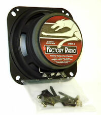 """New listing Car Truck Speaker 4"""" Diameter Fits Dodge Ford Mazda Mercedes & More Replacement"""