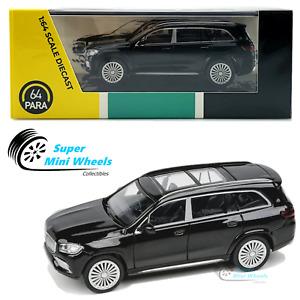 PARA64 - Mercedes-Maybach GLS 600 Black - LHD - 1:64