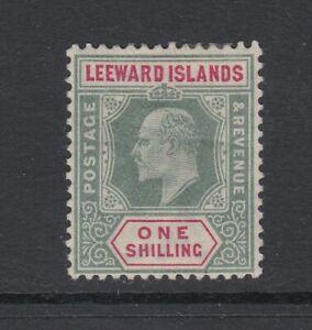 Leeward Islands, Scott 26 (SG 26), MHR