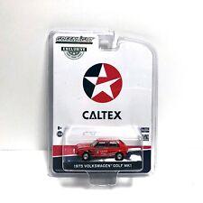 Greenlight   1:64 1975 Volkswagen Golf Mk1 Caltex Hobby Exclusive   In Stock