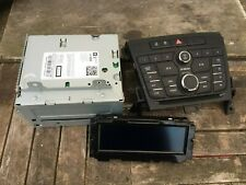 Vauxhall Zafira 2014 Radio/CD Stereo Unit With Display And Control Panel