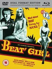 Beat Girl (1960)    Dual Format   (Blu Ray & DVD)   **Brand New**  BFI