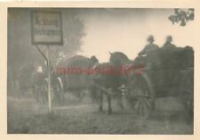 2 x Foto, San. Uffz. Bergmann, an der Reichsgrenze zu Polen (N)1863