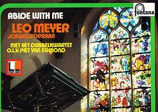 FONTANA STEREO - LEO MEYER - BOY SOPRANO - ABIDE WITH ME - NM