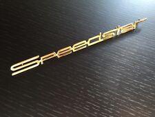 Original Porsche 356-Speedster badge-Badge