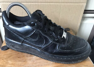 NIKE Air Force 1 '07 Black Trainers - Size 3.5 (36)