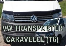 VOLKSWAGEN CARAWELLE / TRANSPORTER T6  2015 -   Bonnet Guard  HEKO 02145