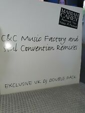 More details for mariah carey - anytime you need a friend - 1994 uk promo double 12